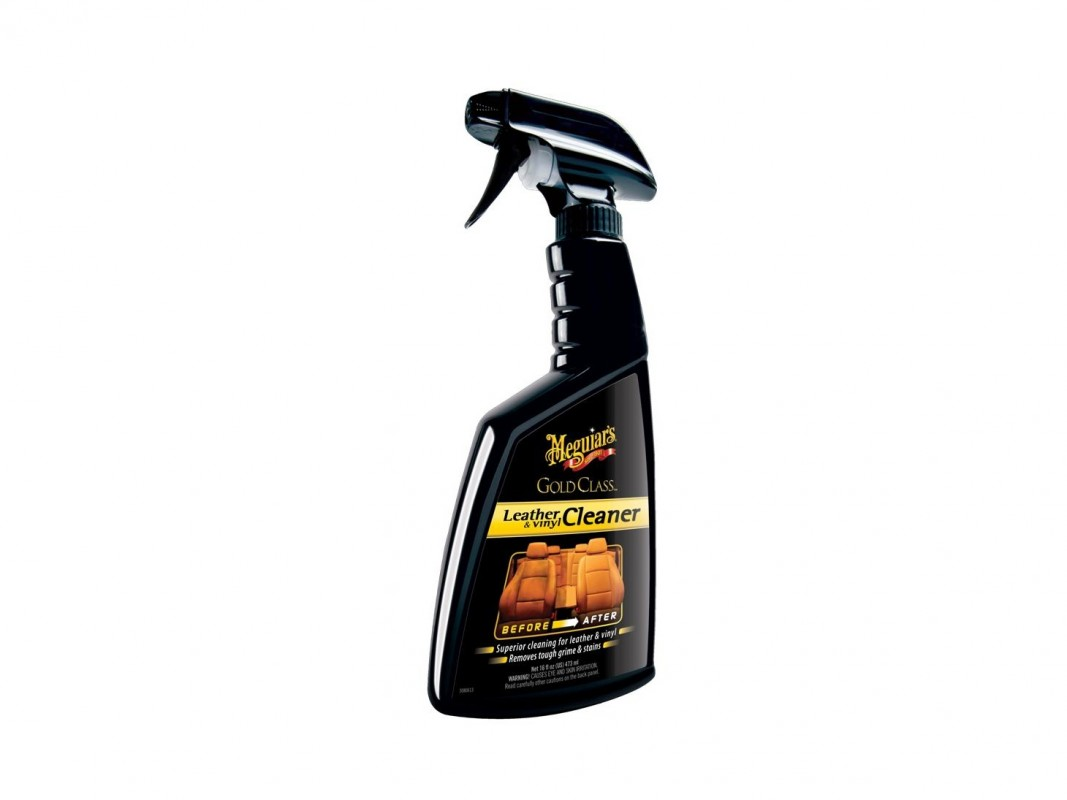 Meguiars Gold Class Leather and Vinyl Cleaner