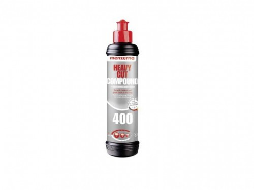 Menzerna HC400 Heavy Cut Compound Polijstmiddel fles 250ml
