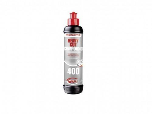 Menzerna HC400 Heavy Cut Compound Polijstmiddel fles 250ml