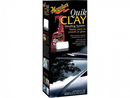 Meguiars Quick Clay Detailing System