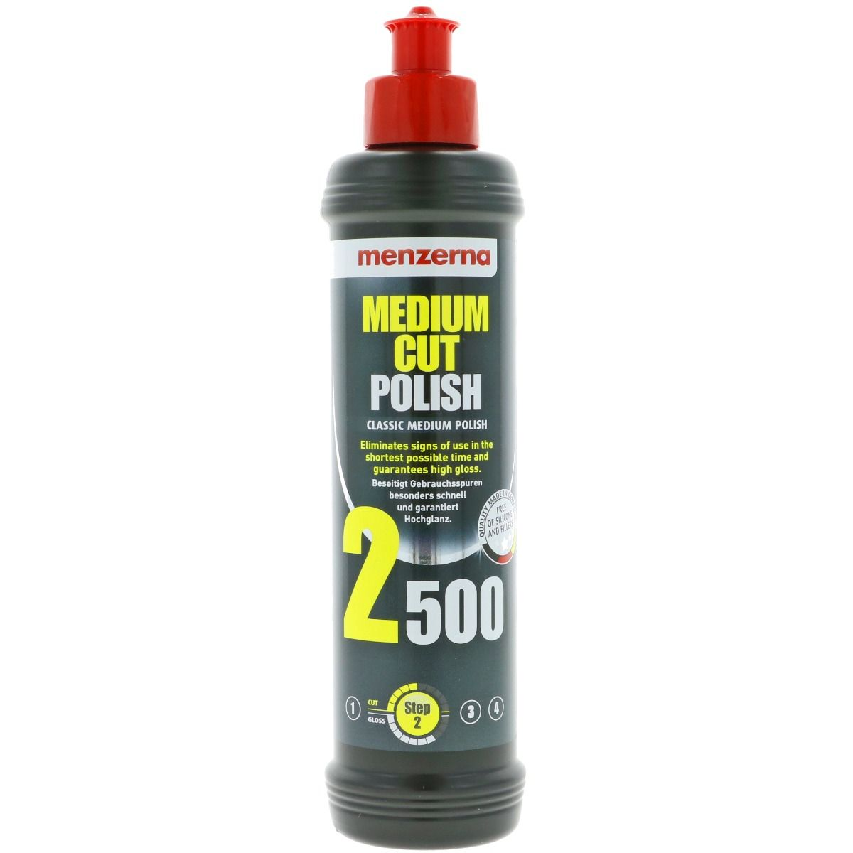 menzerna medium cut 250ml